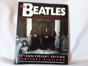Vintage THE BEATLES 30th Anniversary Edition Book