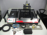 jovy re-8500 bga rework station,hakko 951 soldering iron,hakko fr-810 hot air station all like new