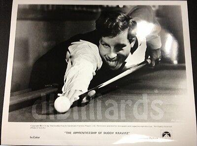 Pool Billiards Dreyfus The Apprenticeship of Duddy Kravitz 8x10 Pool Movie Still