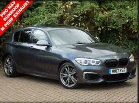 image for 2017 BMW M140i 5dr Auto WITH BIG SPEC!!!+SUNROOF+PRO NAV+DAB+H/K+FBMWSH+1 OWNER