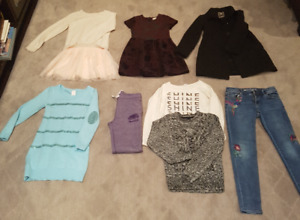 Girls Clothing and Boots