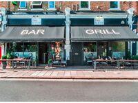 Experienced Chef de Partie required for busy restaurant in Twickenham