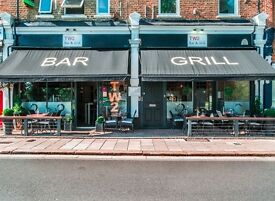 Assistant Manager required for busy restaurant & cocktail bar in Twickenham