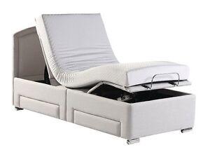 Electric Adjustable Bed  / Lit Ajustable