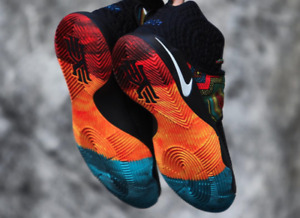 Brand New Kyrie Irving 2:  Black History Month shoes!