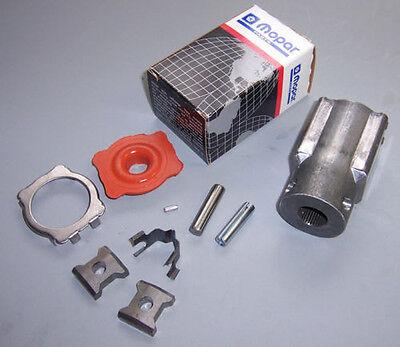 NOS.. Mopar 62-80 Manual Steering Column Coupler Body with  Coupler Rebuild Kit -