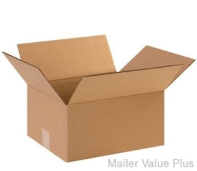25 15 X 13 X 7 Shipping Boxes Moving Storage Cartons Cardboard Mailing Box