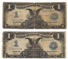 US One Dollar Silver Certificate