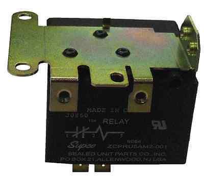 Supco 9064 Potential Relay 395 Continuous Coil Voltage