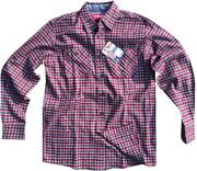 Wrangler Western Mens Small Shirt
