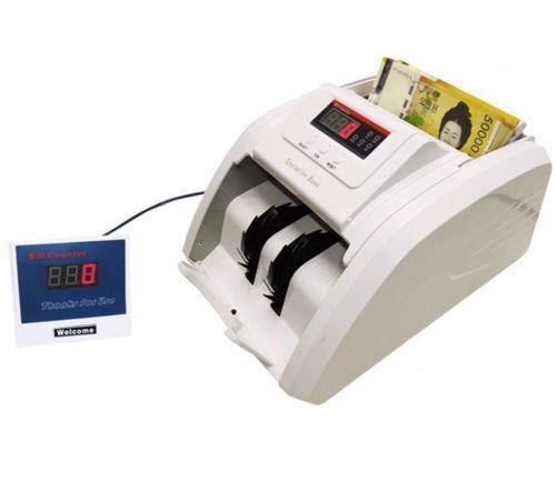 used bill counter machine