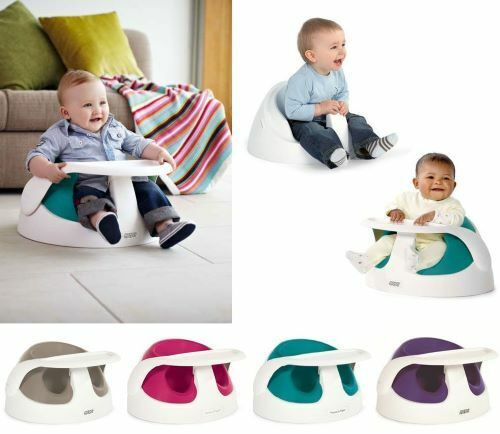 Mamas & Papas 2 Stage Floor Support Seat 3-12 Months Teal