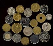 Arcade Tokens Lot