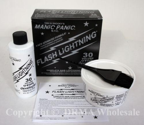 hi lift bleach powder instructions