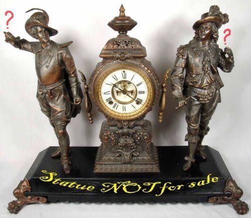 Ansonia Clock Ebay