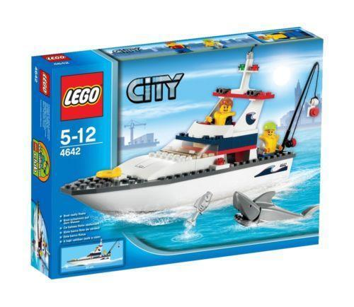 Lego Shark Toys For Boys : Lego fish ebay