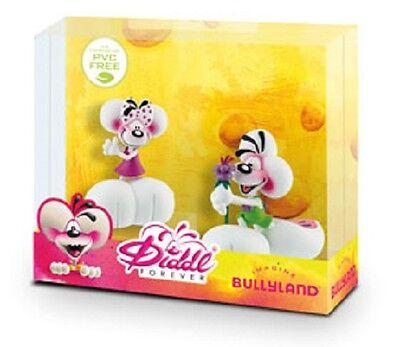 Diddl + Diddlina Bullyland Geschenk Box Set Sammelfigur Figur