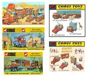 Corgi Toys Chipperfield Circus
