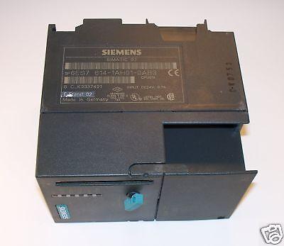 Siemens 6es7 614-1ah01-0ab3 Simatic S7-300 Cpu 614 W64