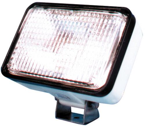 55 Watt Nylon Housing Halogen Flood Light with Stainless Hardware for Boats