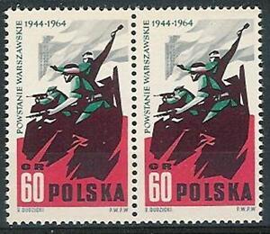 Poland stamps MNH Warsaw uprising (Mi. 1513) (2h) - <span itemprop='availableAtOrFrom'>Bystra Slaska, Polska</span> - Poland stamps MNH Warsaw uprising (Mi. 1513) (2h) - Bystra Slaska, Polska