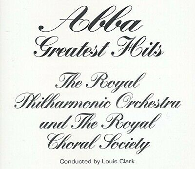 ABBA - Groyal Philharmonic Orchestra & Choral Society GREATEST HITS CD