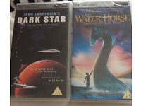 PSP - The Water Horse + Dark Star - Both PG - New And Sealed