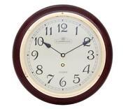Timber Clock