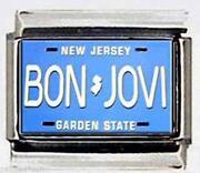 Bon Jovi Charm