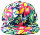 Hawaii Floral Hats for Men