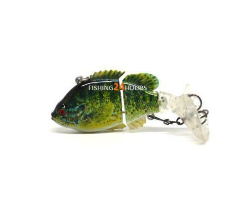Pumpkinseed lure ebay for Vintage fishing lure identification