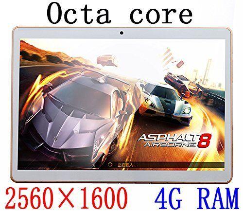 9.7 inch Tablet Octa Core 2560X1600 IPS Bluetooth RAM 4GB RO