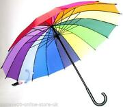 Multicoloured Umbrella