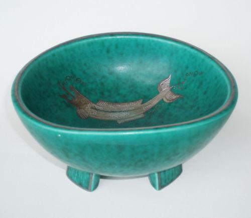 Gustavsberg Argenta Scandinavian Pottery Ebay