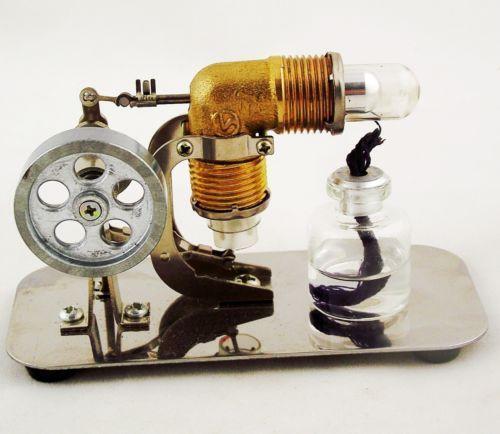 Mini Turboprop Engine: Mini Steam Engine
