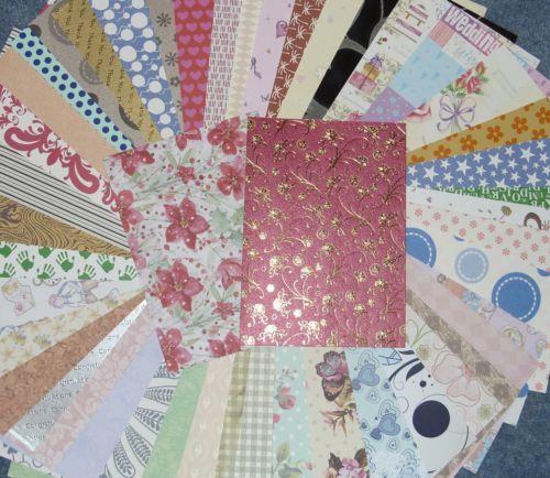 patterned paper  crafts  ebay