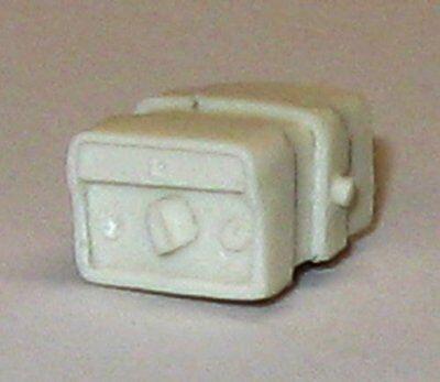 1:25 scale model resin Federal Model WL siren police ambulance fire siren light