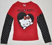 Red Hello Kitty Shirt