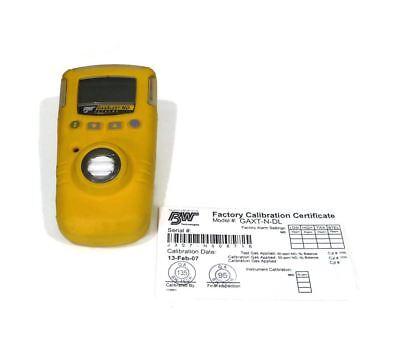 Bw Technologies Gasalert Gaxt-n-dl Nitric Oxide Portable Gas Leak Detector