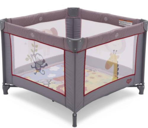 Portable Napper Baby Playpen for Girls Boy Playard Safari Pl
