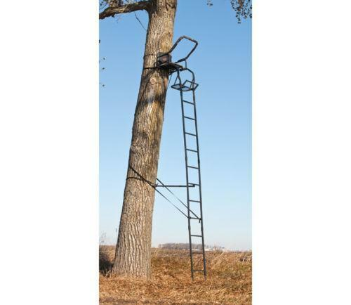 Big Game Ladder Stand Ebay