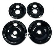 Black Drip Pans