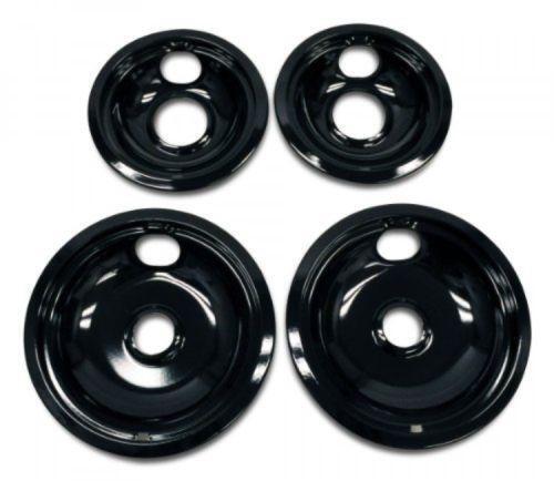 Black Drip Pans Parts Amp Accessories Ebay