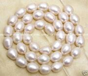 Loose White Pearls