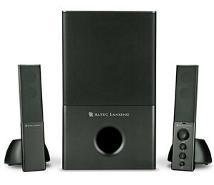 Altec Lansing Speakers - Great Condition