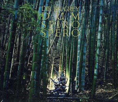 Dir En Grey   Dum Spiro Spero  New Cd  Deluxe Edition  Digipack Packaging
