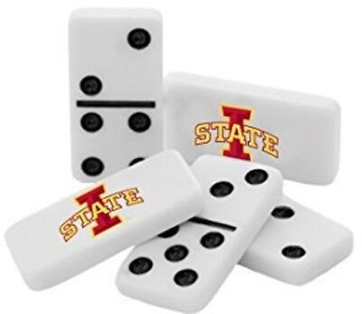 MasterPieces Iowa State Cyclones Dominoes