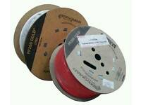 PRYSMIAN GOLD FP200 (FIRE PROTECTED) RED CABLE 100 METRES 1.5MM