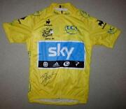 Signed Cycling Jersey