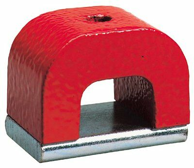 General Tools 370 2 Horseshoe Power Alnico Magnets  12 Pound Pull